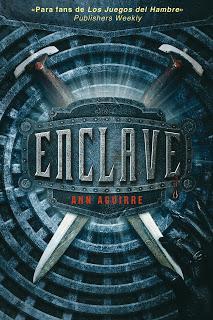 Mini Reseñas | Enclave (Ann Aguirre) y Lionheart (Ana Roux)