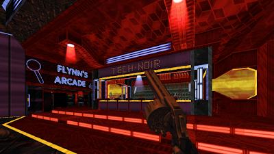 El FPS noventero Ion Fury ya disponible para consolas de última generación
