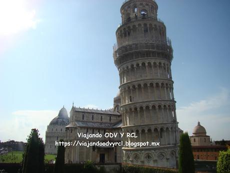 Que hacer, a donde ir, que visitar en Pisa. Un día en Pisa