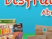 Caja DisfrutaBox (Abril 2020)