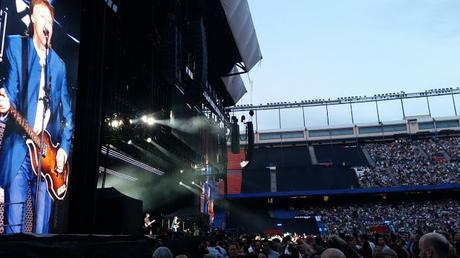 Vídeos de conciertos: Paul McCartney el 2 de junio de 2016 en el Vicente Calderón de Madrid