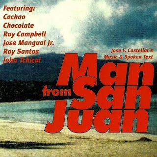 José F. Castellar - Man From San Juan