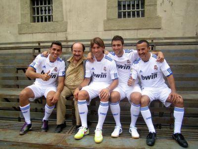 futbolistas que se convirtieron en actores