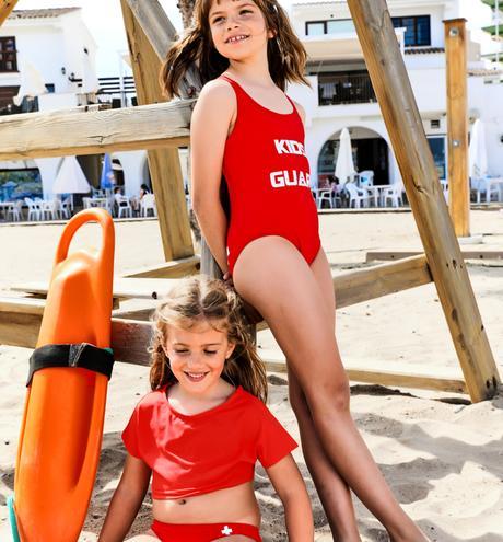 KeKai Kids, los bañadores más chic para los peques
