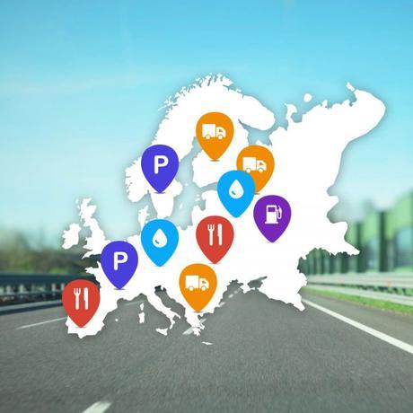 Nueva app de Michelin para servir a camioneros: Truckfly