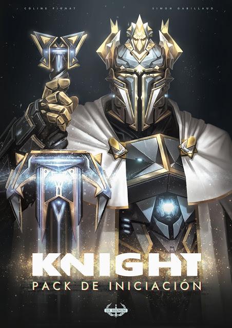 Pack de iniciación, para todos, de Knight