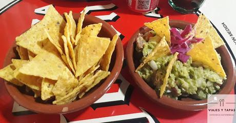 María Bonita Río Taco Bar...de las mejores taquerías de Madrid