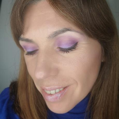 Paleta Lilac You a Lot de Colourpop: Reseña, swatches y 3 looks con ella.