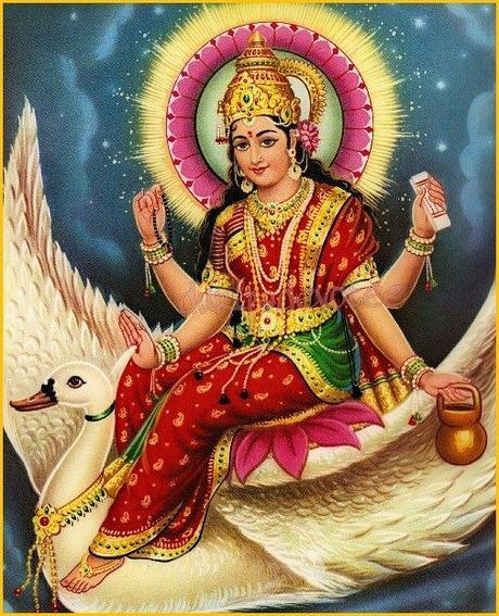 Brahmani Mata Wallpaper