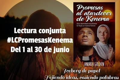 LECTURA CONJUNTA  de «Promesas al atardecer de Kenema»