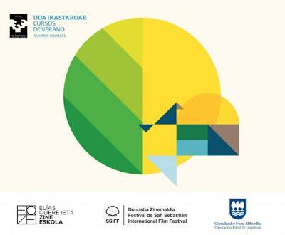 El Festival de San Sebastián, Elías Querejeta Zine Eskola y la Diputación de Gipuzkoa organizan el Curso de Verano de la UPV/EHU 'Miradas críticas sobre los festivales de cine'