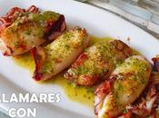 Calamares salsa verde