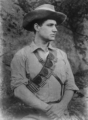 Frederick Duquesne, un espía alemán con más cara que espalda