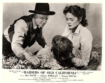 RAIDERS OF OLD CALIFORNIA (A fuego de revólver) (USA, 1957) Western