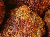 Hamburguesas caseras carne espinacas