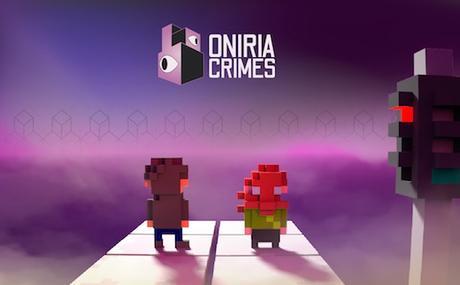 La aventura con voxels, Oniria Crimes estrena página web y tráiler