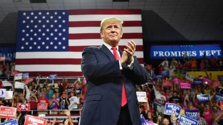 Trump amenaza con llevar la convención republicana a otra ciudad si no le permiten un «estadio lleno»