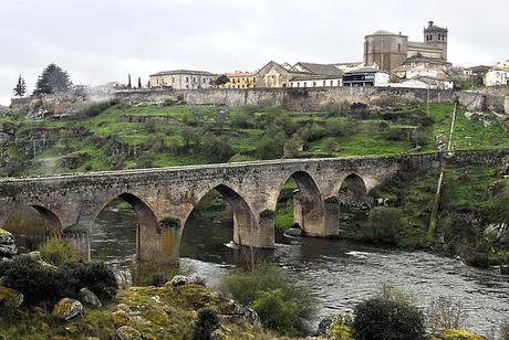 turismo de cercanía en Salamanca, vista de Ledesma