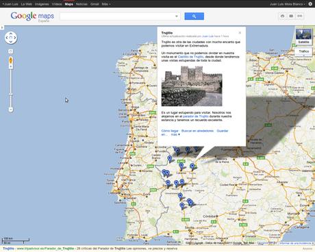Viajar por Extremadura