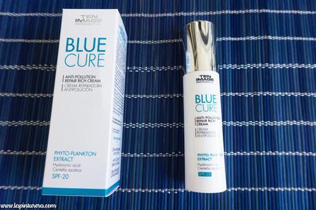Tratamiento Blue Cure de Ten Image | Opinión