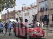 Persona suicida local sobre Carranza Centro Histórico
