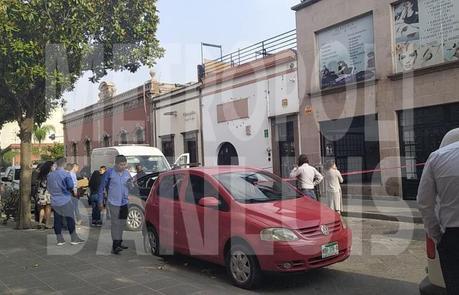 Persona se suicida en local sobre av Carranza en el Centro Histórico