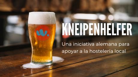 «Kneipenhelfer», o cómo apoyar a los bares locales en Alemania