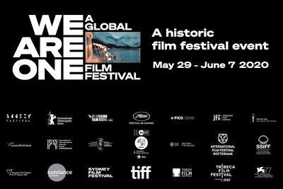 Tribeca Enterprises y YouTube han anunciado hoy la programación de We Are One: A Global Film Festival