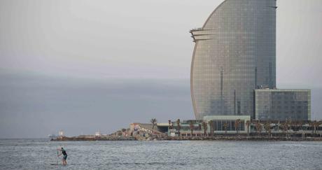 Algunas playas de Barcelona estarán abiertas al público