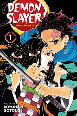 Reseña de manga: Demon Slayer (tomo 1)