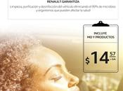 """""""campaña desinfección renault"""" iniciativa protege salud cliente"""