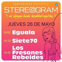 Directo Stereogram 28 de Mayo de Subterfuge