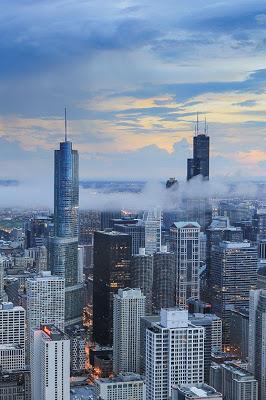 Reseña | Sobre las luces de Chicago ~ Patricia A. Miller