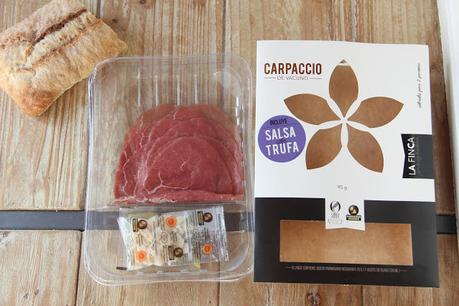 Disfrutar de la carne con los productos de la tienda online de Carnes de La Finca (y receta del entrecot dos primaveras)