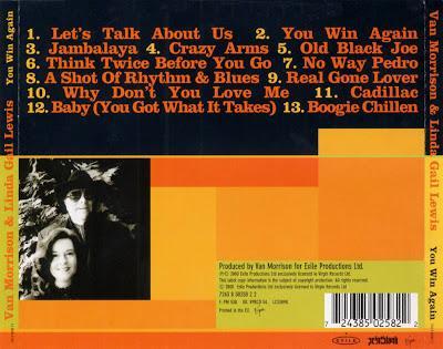Van Morrison & Linda Gail Lewis - Let's talk about us (2000)