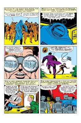 Antes de los mutantes estaba X
