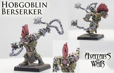 Llegan los Hobgoblins a AoW: Hobgoblin Berserker!!