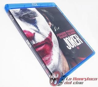 Joker, Fotogalería de ediciones Bluray