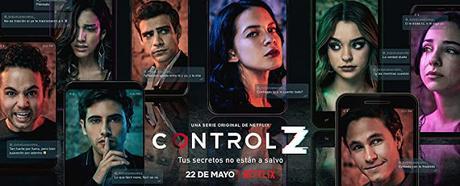 Póster promocional de 'Control Z'