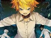 Reseña manga: promised Neverland (tomo