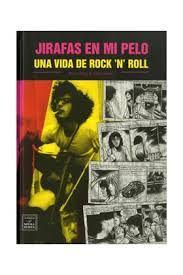 Jirafas pelo. vida Rock Roll