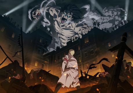 Shingeki no Kyojin The Final Season estrena avance promocional por el estudio MAPPA