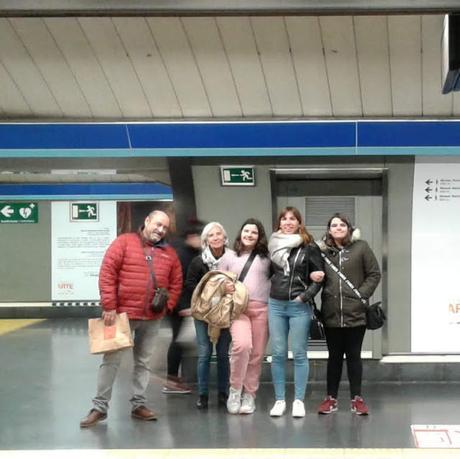 ¡Y nos fuimos pa' Madrid! - Escapada exprés (qué vimos, dónde comimos y alojamiento)