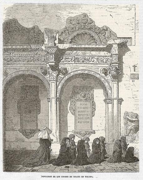 El Desaparecido Convento de San Agustín, Toledo (I)