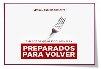 """""""PREPARADOS PARA VOLVER"""", el documental"""