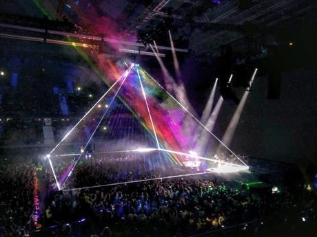 Vídeos de conciertos: Roger Waters el 24 de mayo de 2018 en el WiZink Center de Madrid