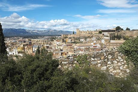 turismo de cercanía en Tarragona, vistas de Tortosa