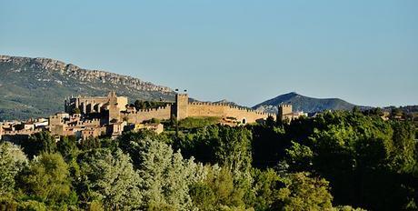 turismo de cercanía en Tarragona, vistas del pueblo de Montblanc