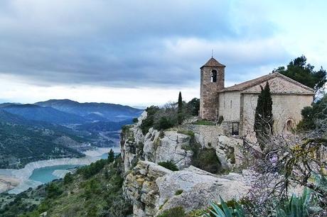 turismo de cercanía en Tarragona, vistas de Siurana