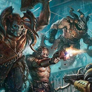 Necromunda Comprehensive Rulebook V 9.03